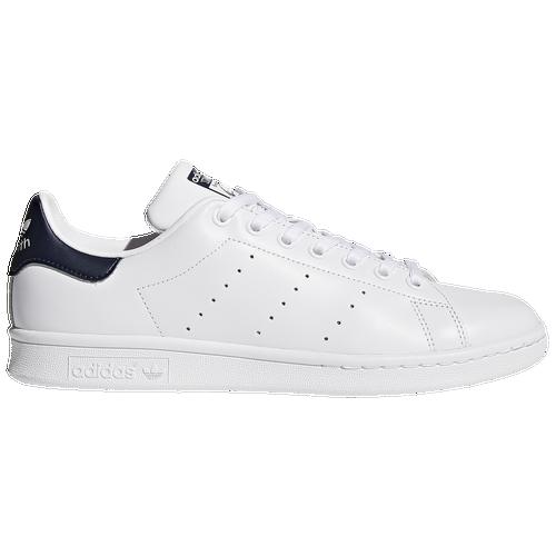 adidas Originals Stan Smith - Men\u0027s - Casual - Shoes - Running White/Running  White/New Navy