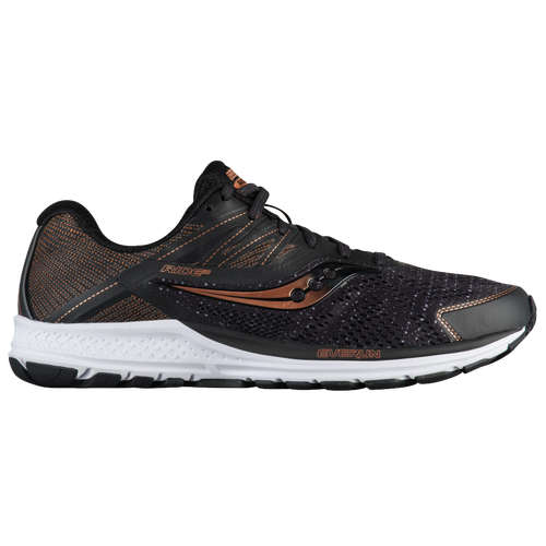 517b29dbc08f Saucony Ride 10 - Men s - Running - Shoes - Grey Black Slime