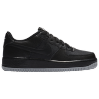 Nike Air Force 1 (GS) Black Wolf Grey Dark Grey | Footshop