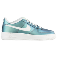 brand new 5193b ea8c5 Nike Air Force 1 Low - Boys  Grade School - Aqua   White