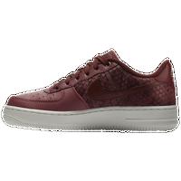 regarder edfec 7bdec Nike Air Force 1 Red Maroon | Foot Locker