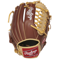 Rawlings Gamer EBG204-4DBC-3/0 Fielder's Glove - Brown / Tan