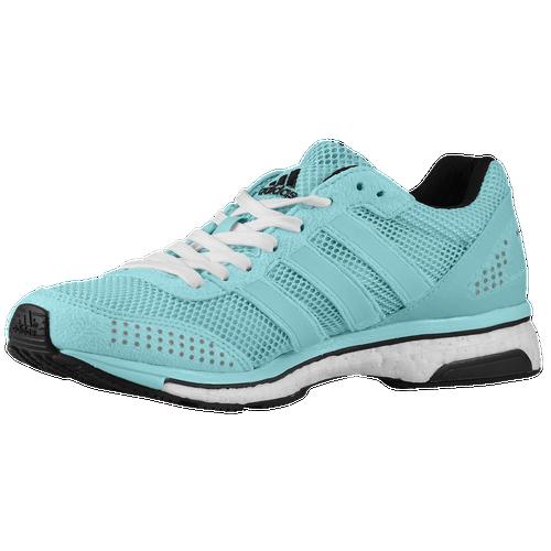 adidas adiZero Adios Boost 2 - Women's - Running - Shoes - Frost Mint/Black
