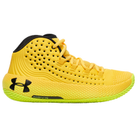Under Armour HOVR Havoc 2 - Boys' Grade School - Yellow