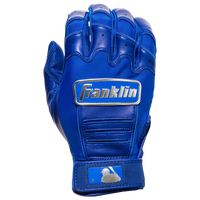 Franklin CFX Pro Chrome Batting Gloves - Men's - Blue