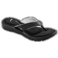 70b3532634a4e9 Nike Comfort Thong - Women s - Black   White