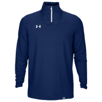 Under Armour Team Knit 1/4 Zip - Men's - Navy