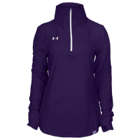 Under Armour Team Knit 1/2 Zip - Women's - Purple