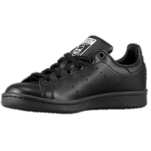 adidas Originals Stan Smith - Boys\u0027 Grade School - All Black / Black