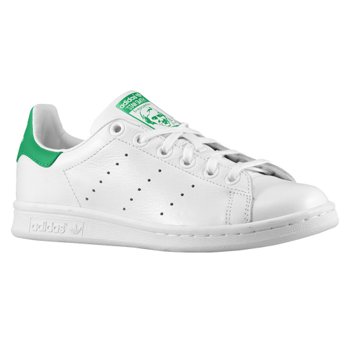 adidas Originals Stan Smith - Boys\u0027 Grade School - Casual - Shoes - Core  White/Core White/Fairway