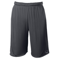 Evoshield Pro Team Training Shorts - Boys' Grade School - Grey / Grey