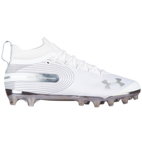 Under Armour Spotlight MC - Men's - White / Silver