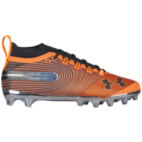 Under Armour Spotlight MC - Men's - Orange / Black