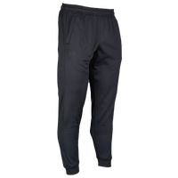 Under Armour Armour Fleece Jogger Pants - Men's - All Black / Black