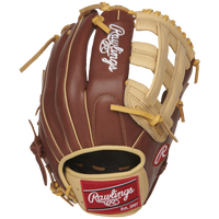 Rawlings Gamer EBG207-6DBC-3/0 Fielder's Glove - Brown / Tan