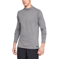 Under Armour CG Armour Compression Fitted Mock - Men's - Grey