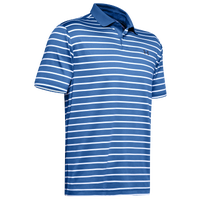 Under Armour Performance Golf Polo 2.0 Divot Stripe - Men's - Blue