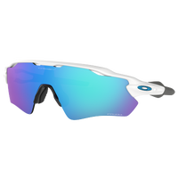 Oakley Radar EV Path Sunglasses - White / Blue
