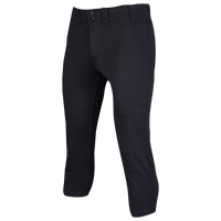 RIP-IT Classic Softball Pants - Girls' Grade School - All Black / Black