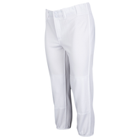 RIP-IT Classic Softball Pants - Girls' Grade School - All White / White