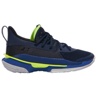 Under Armour Curry 7 - Boys' Grade School -  Stephen Curry - Black