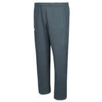 adidas Team Fleece Pants - Men's - Grey / White