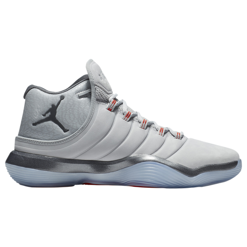 Jordan Super.Fly 2017 - Men\u0027s - Grey / Orange