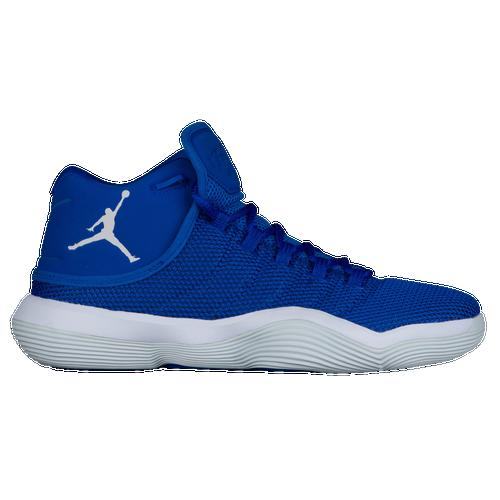 on sale 2902f 8aca3 ... jordan super.fly 2017 mens basketball shoes game royal white blue tint