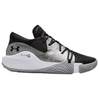 Under Armour Spawn Low - Men's - Black / Grey