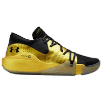 Under Armour Spawn Low - Men's - Black / Gold