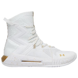 Under Armour Highlight Ace 2.0 - Women's - White/Metallic Gold