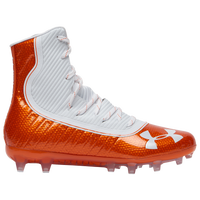 Under Armour Highlight MC - Men's - Orange / White