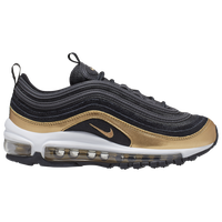 Nike Air Max 97 - Boys' Grade School - Black / Gold