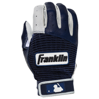 Franklin Pro Classic Batting Gloves - Men's - Navy / White