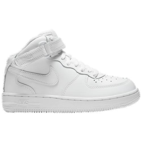 57747d8667c4f5 Nike Air Force 1 Mid - Boys  Preschool at Foot Locker