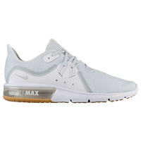 caa0d6460f Nike Air Max Sequent 3 - Men's - White / Grey