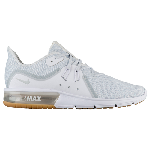 a42e4509aeb Nike Air Max Sequent 3 - Men s - Running - Shoes - Pure Platinum Black White