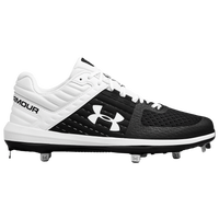 Under Armour Yard Low St - Men's - Black / White