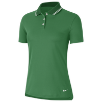 Nike Dry Victory Solid Golf Polo - Women's - Green