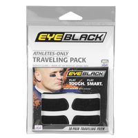 EyeBlack Strips - All Black / Black