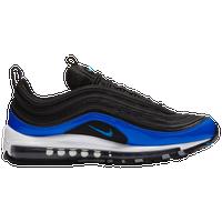 huge selection of d9e71 48e39 Nike Air Max  97 - Men s - Black   Blue