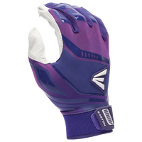 Easton Walk-Off Batting Gloves - Men's - Purple / White