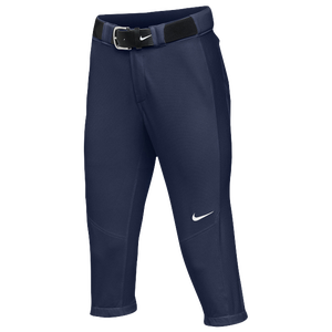 Nike Team Vapor Pro 3/4 Pants - Women's - Navy/White