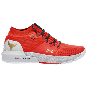 Under Armour Project Rock 2 - Men's - Anthem Red/Halo Grey
