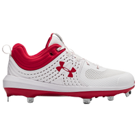 Under Armour Glyde ST - Women's - White / Red