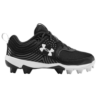 Under Armour Glyde RM Jr - Girls' Grade School - Black / White