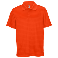 Eastbay EVAPOR Team Performance Polo 2.0 - Men's - Orange / Orange