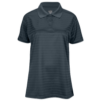 Eastbay EVAPOR Team Performance Polo 2.0 - Women's - Grey / Grey