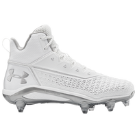 Under Armour Hammer MC D - Men's - White