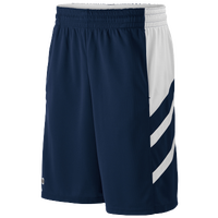 Holloway Team Helium Shorts - Men's - Navy / White